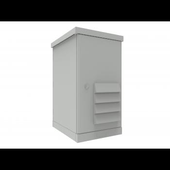 Шкаф климатический 33U, укомплектованный, тип 3