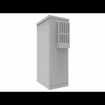 Шкаф уличный всепогодный 42U глубина 1000мм (предустановленный кондиционер 500Вт)