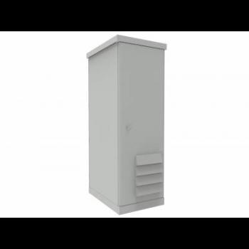 Шкаф уличный всепогодный 42U глубина 1000мм (нагрев, охлаждение, контроль климата)