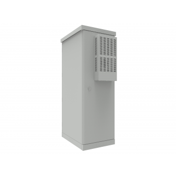 Шкаф уличный всепогодный 42U глубина 1000мм (предустановленный кондиционер  1000Вт)