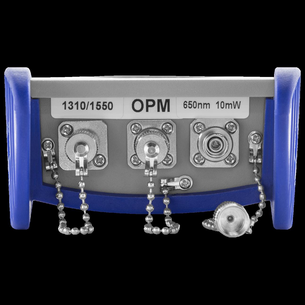 Многофункциональный оптический тестер SNR-OMT-12C (после ремонта, потертости на резиновой части, комплектация полная)