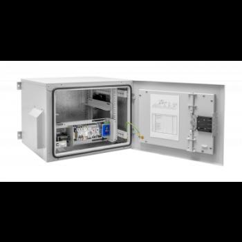 Шкаф уличный всепогодный 9U глубина 600мм (нагрев, охлаждение, контроль климата, ERD )