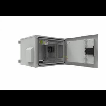 Шкаф уличный всепогодный 9U глубина 600мм (нагрев, охлаждение, контроль климата)