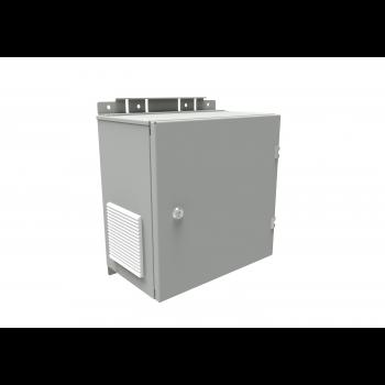 Настенный термошкаф 400x400x250 мм, IP54