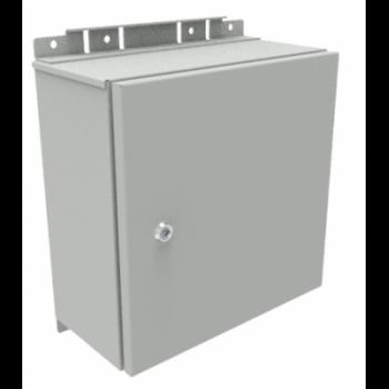 Настенный термошкаф 400x400x250 мм, IP65 (нагрев, контроль климата)