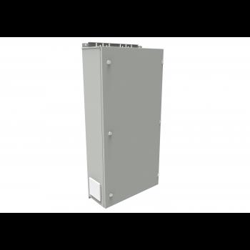 Настенный термошкаф 600x1200x250 мм, IP54