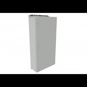Настенный термошкаф 600x1200x250 мм, IP65 (нагрев, контроль климата)