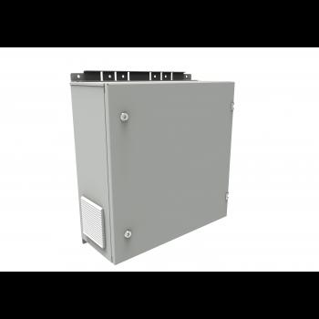Настенный термошкаф 600x600x250 мм, IP54