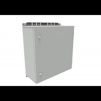 Настенный термошкаф 600x600x250 мм, IP65 (нагрев, контроль климата)