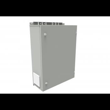 Настенный термошкаф 600x800x250 мм, IP54