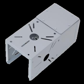 Универсальный кронштейн Real 0 со встроенной распределительной коробкой