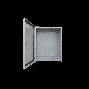Шкаф уличный серии Real, 4U, 540х430х235, RAL7035