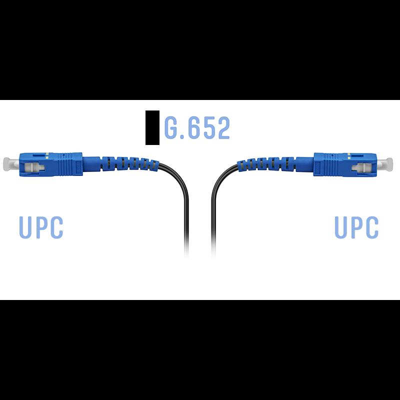 Патчкорд оптический FTTH SC/UPC, кабель 604-03-01, 150 метров