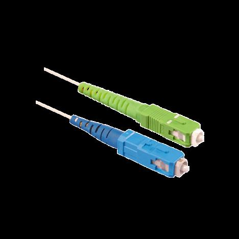 Шнур монтажный оптический SC/APC-SC/UPC 3m