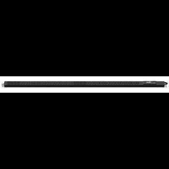 Блок электрических розеток на 40 гнезд IEC320 C13, 8 гнезд IEC320 C19, шнур питания 3м с вилкой IEC60309 32A (2P+PE)