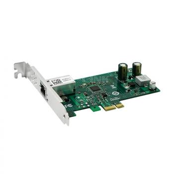 Сетевая карта c POE 1 порт 100/1000Base-T SNR-PE1P1GT