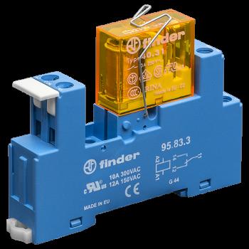 """Датчик напряжения на DIN рейку с дискретным выходом """"Phase Detector-DIN"""""""
