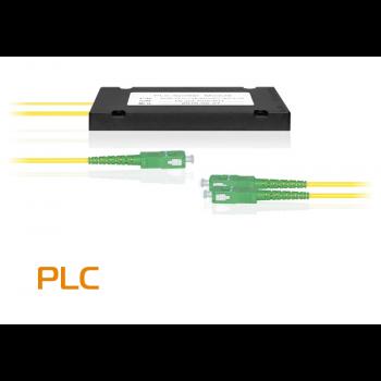 Делитель оптический планарный SNR-PLC-1x2-SC/APC