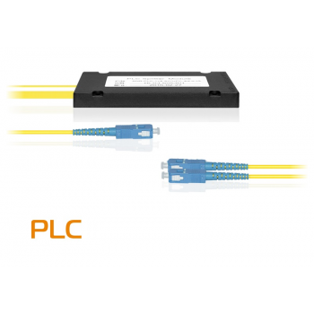 Делитель оптический планарный SNR-PLC-1x2-SC/UPC