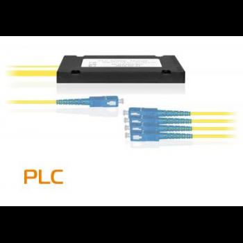 Делитель оптический планарный SNR-PLC-1x4-SC/UPC