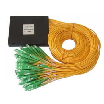 Делитель оптический планарный SNR-PLC-1x64-SC/APC