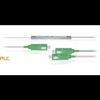 Делитель оптический планарный бескорпусный SNR-PLC-M-1x2-SC/APC
