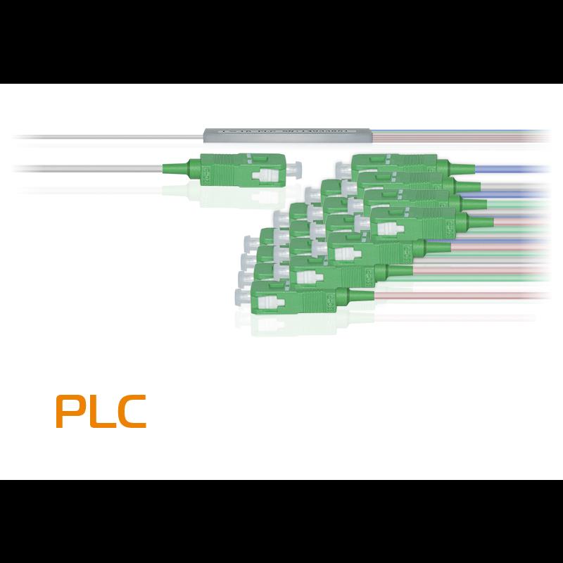 Делитель оптический планарный бескорпусный SNR-PLC-M-1x32-SC/APC