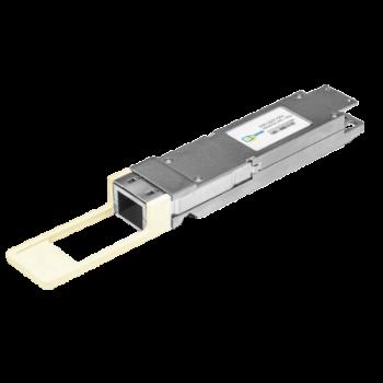 Модуль, QSFP+ 40GBASE-SR4, разъем MPO, дальность до 100м