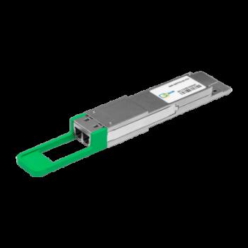 Модуль 400G QSFP-DD 4x100GBASE, разъем LC, дальность до 2км