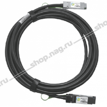 Модуль 100G QSFP28 Direct Attach, дальность до 3м