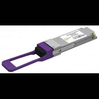 Модуль, QSFP28-DD 200GBASE, разъем CS дальность до 10км