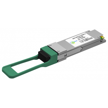 Модуль, QSFP28-DD 200GBASE, разъем CS дальность до 2км