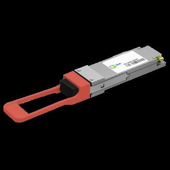 Модуль, QSFP28 100GBASE-ZR4-80, разъем LC дальность до 80км