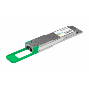 Модуль 400G QSFP56-DD 4x100GBASE, разъем LC, дальность до 2км