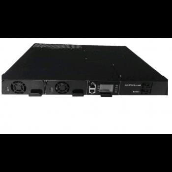 Система электропитания постоянного тока SNR 48V 1U мощностью 2-4кВт 48В (после ремонта)