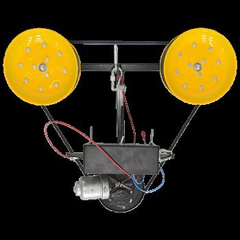 Тросоход для протяжки воздушных линий связи (комплект максимум)