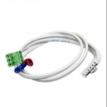 Набор кабелей для RPS без сигнальных контактов: питание 220В, акб, 3PIN (для meanwell 60/12)