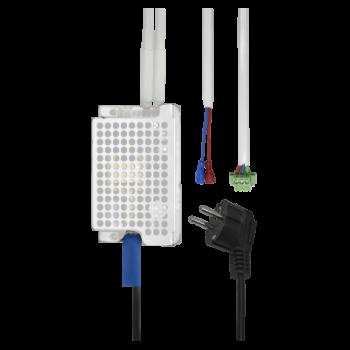 Набор кабелей для RPS без сигнальных контактов: питание 220В, акб, 3PIN (PSC-160A-C)