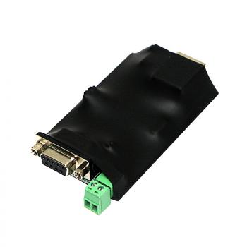 Конвертер интерфейсов RS485 - Ethernet, без БП