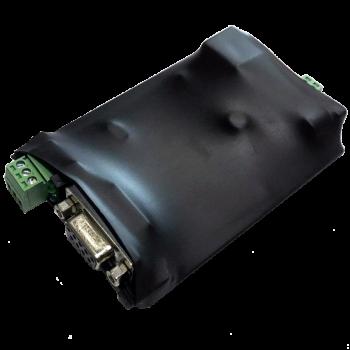 Конвертер интерфейсов RS485 - Ethernet, без БП, в термоусадке, доп. питание, S232-410S