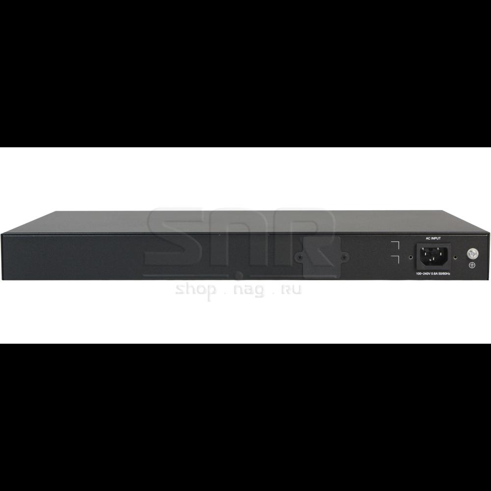 Управляемый коммутатор уровня 2 SNR-S2960-24G