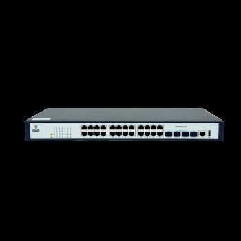 Управляемый коммутатор уровня 2 SNR-S2989G-24TX