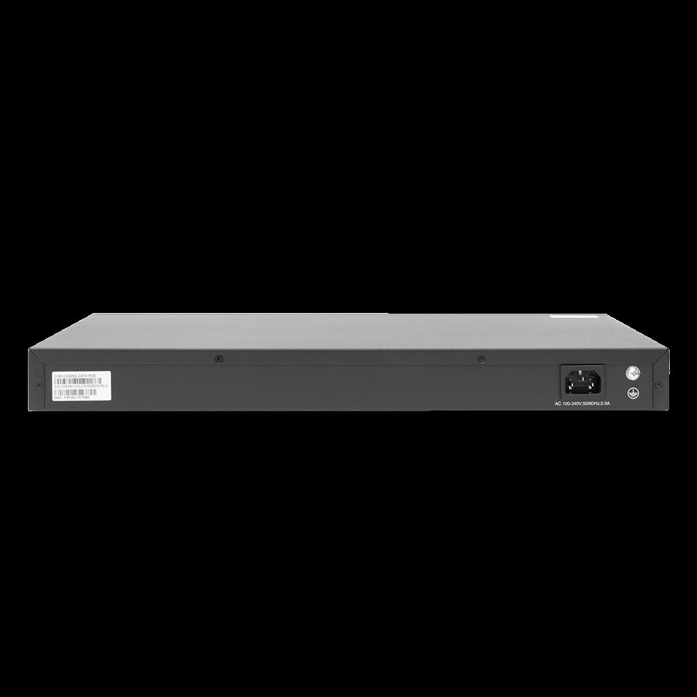 Управляемый POE коммутатор уровня 3 SNR-S2995G-24TX-POE