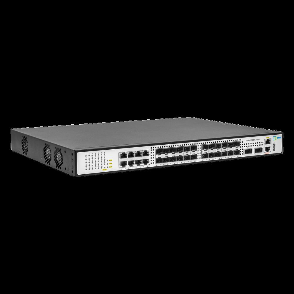 Управляемый коммутатор уровня 3 SNR-S300X-24FQ