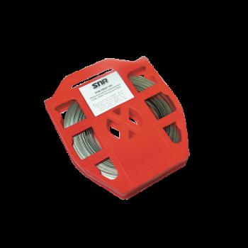 Лента монтажная нержавеющая С201, 20x0.7 мм (кассета 50м)