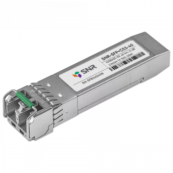 Модуль SFP+ CWDM оптический, дальность до 40км (14dB), 1530нм