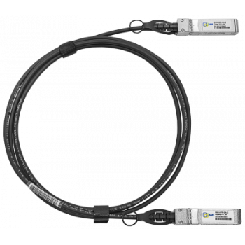 Модуль SFP+ Direct Attached Cable (DAC), дальность до 2м