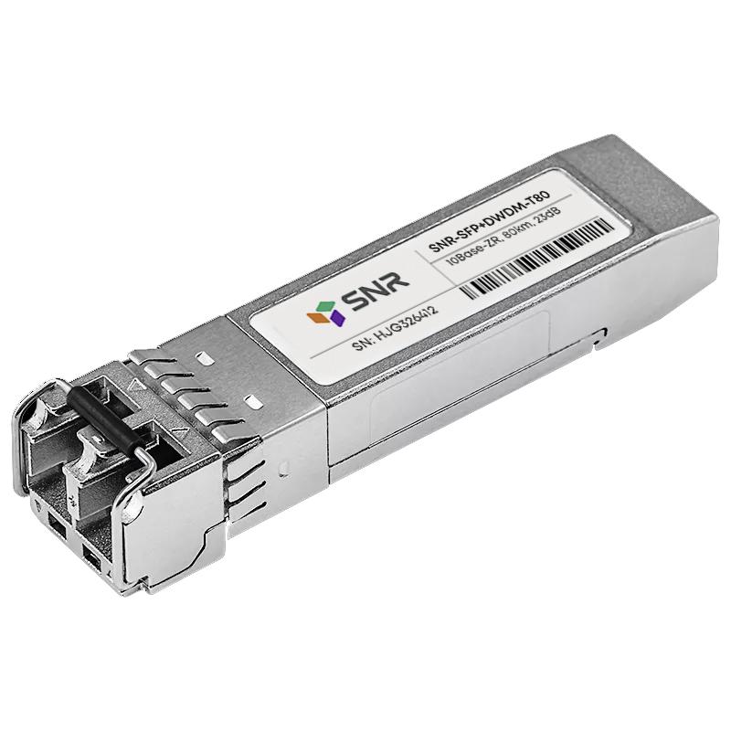Модуль перестраиваемый (Tunable) SFP+ DWDM оптический, дальность до 80км (23dB)