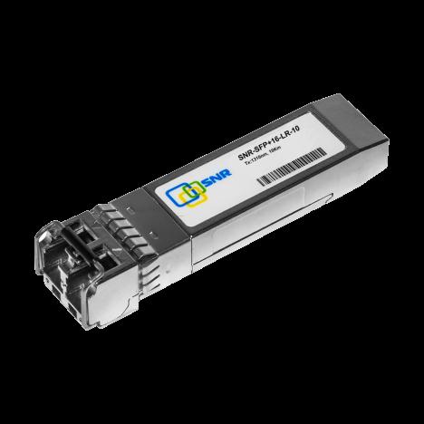 Модуль SFP+ оптический 16G , дальность до 10км (11dB), 1310нм