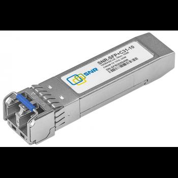 Модуль SFP+ CWDM оптический, дальность до 10км (10dB), 1310нм